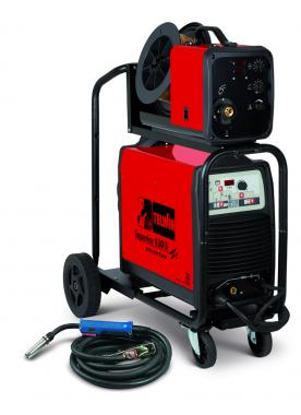 Telwin SUPERIOR 630 CE VRD MIG PACK 400V
